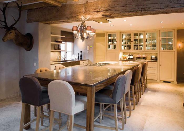 Divani da montagna idee per il design della casa - Idee arredamento casa montagna ...