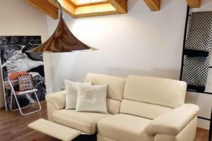 divano classico relax Martin