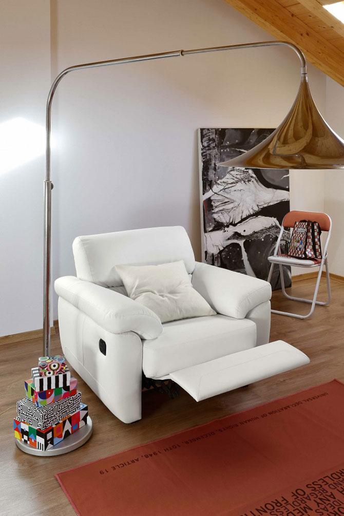 Poltrona classica relax martin convert casa arredamento interni design - Interni casa classica ...