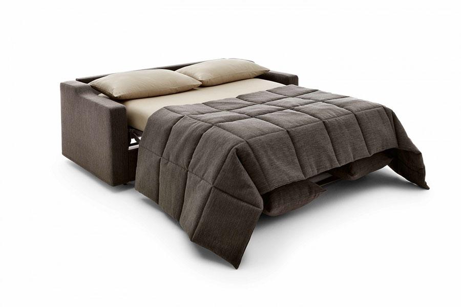 Divano letto rosy convert casa arredamento interni - Divano letto aperto ...
