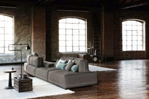 divano moderno Shont
