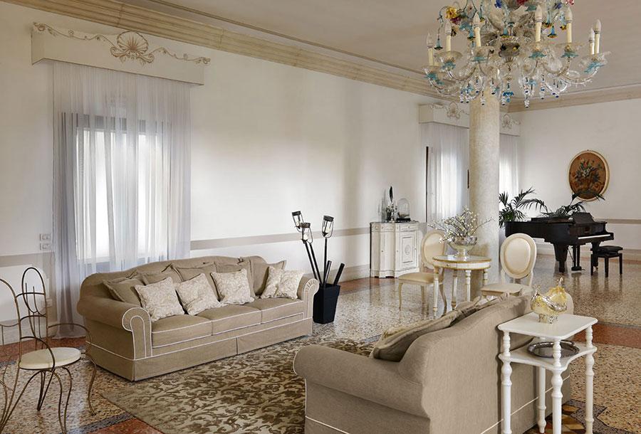Divano tresor - Rifacimento cuscini divano ...