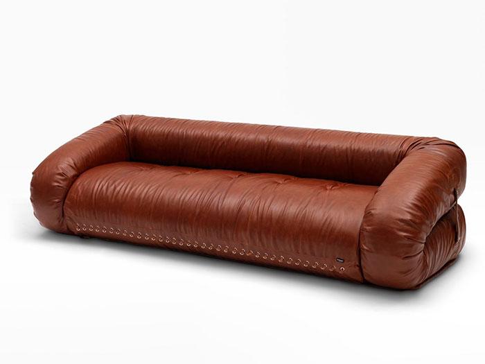 divano anfibio su misura