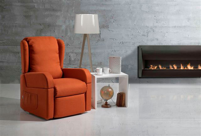 Poltrona relax nora chiusa convert casa arredamento interni design - Poltrona relax design ...