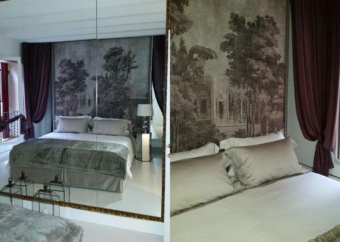 Arredamento tappezzeria camera convert casa - Arredamento interni design ...