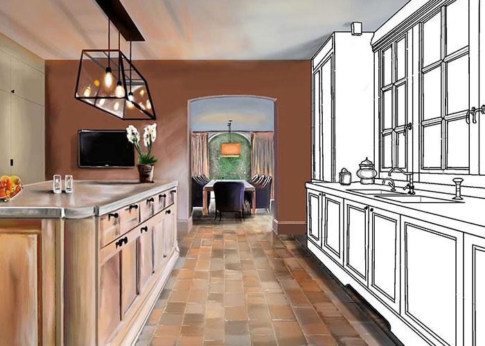 Arredamento progettazione cucine veneto convert casa for Progettazione arredamento interni