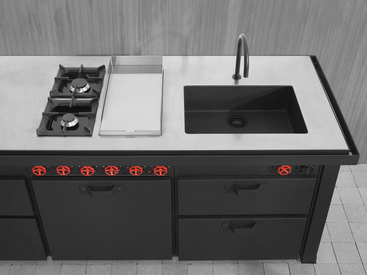 Arredamento cucine di design progettazione e vendita for Aziende arredamento veneto