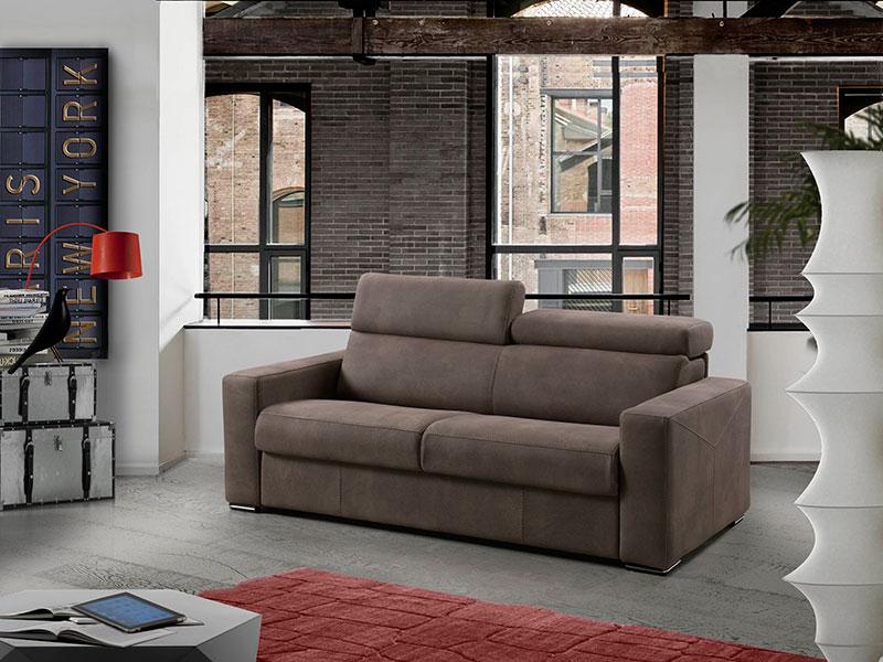 Divano letto design pacific convert casa arredamento - Arredamento interni design ...