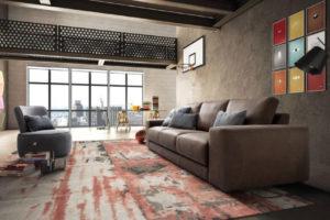 divano moderno montreal