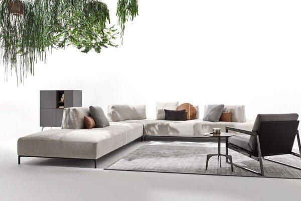 divano sala attesa soft