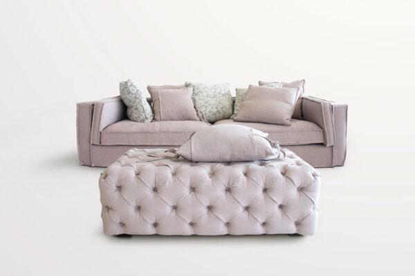 Produzione divani design a prezzo di produzione for Divano raphael