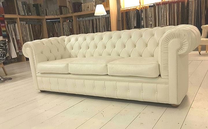 restauro divano chester
