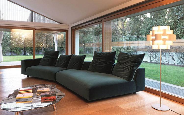 Divani famosi su misura convert casa arredamento for Design interni famosi