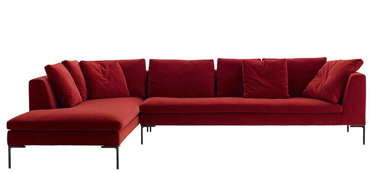 divano charles riproduzione