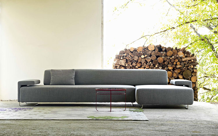 Lowland sofa restauro convert casa arredamento interni for Casa interni design
