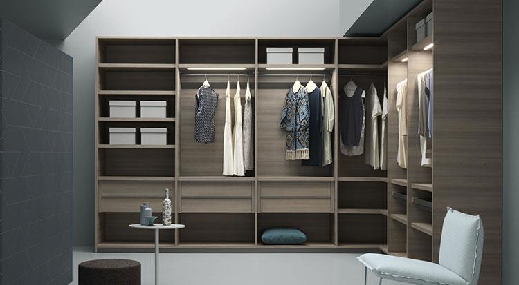armadio design cabina boxes