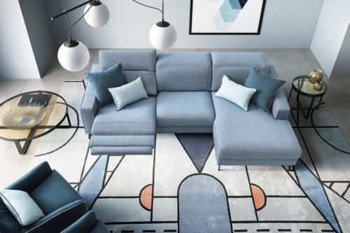 divano relax angolare