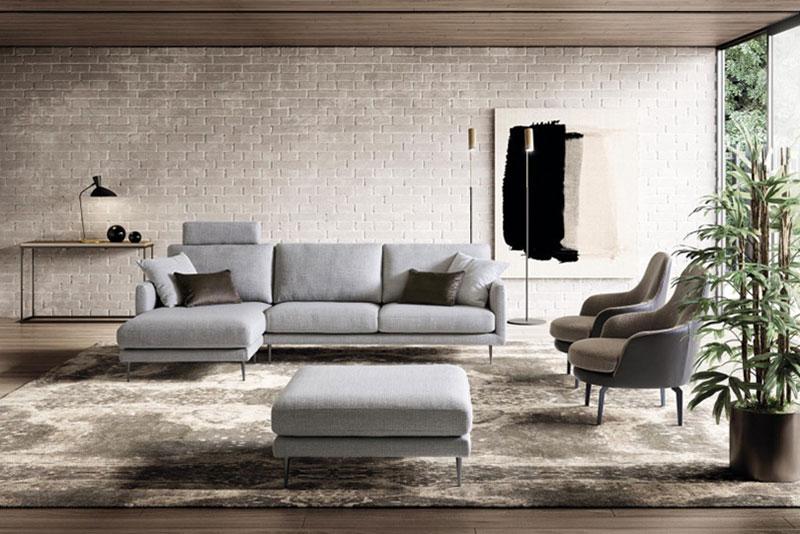 divano su misura padova