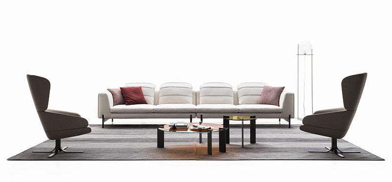 produzione divani su misura
