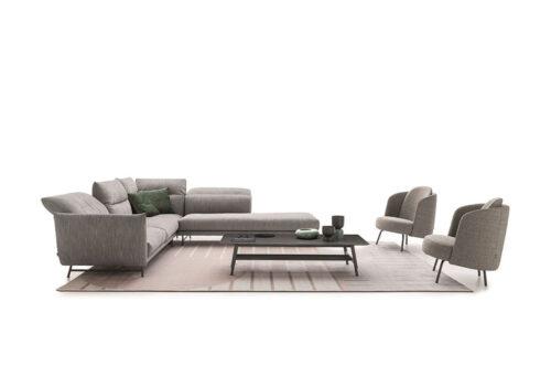 divano moderno Free Line