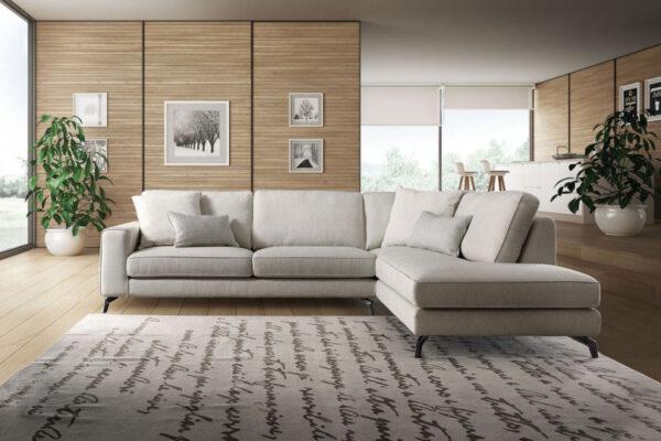 Tracy divano moderno angolare