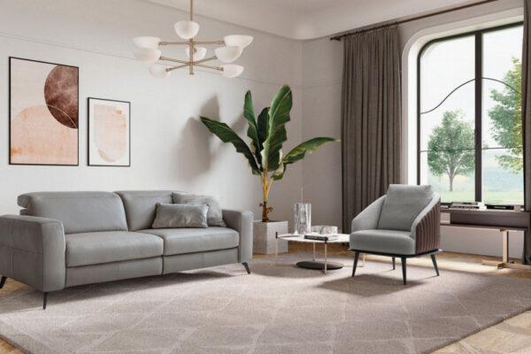 Garin divano moderno relax