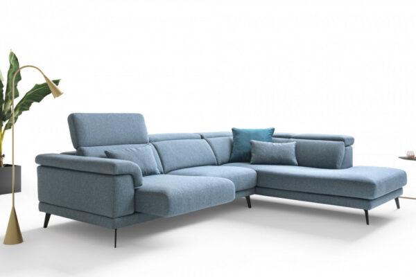 Nohà divano moderno ad angolo